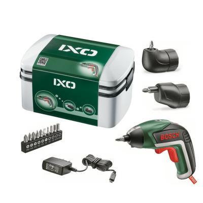 Akkuschrauber IXO Set